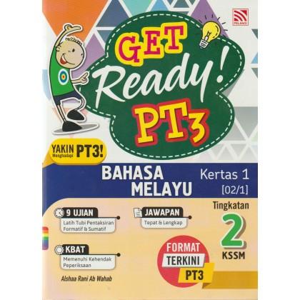 Pelangi: Get Ready! PT3 Tingkatan 2