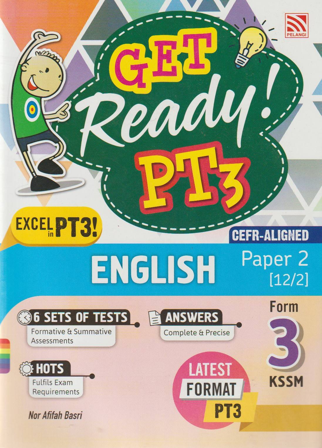 Pelangi: Get Ready! PT3 Tingkatan 3
